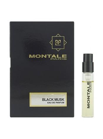 Montale Black Musk пробник 2 мл