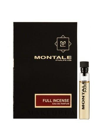 Montale Full Incense пробник 2 мл