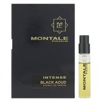 Montale Intense Black Aoud пробник 2 мл