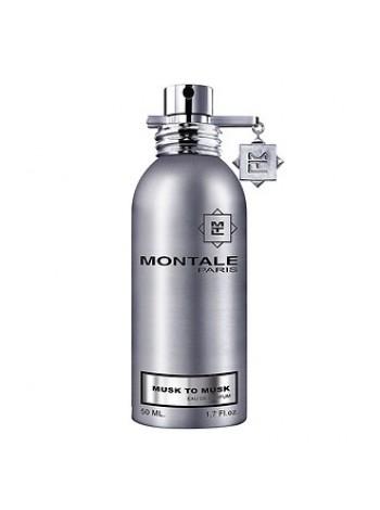 Montale Musk to Musk парфюмированная вода 50 мл