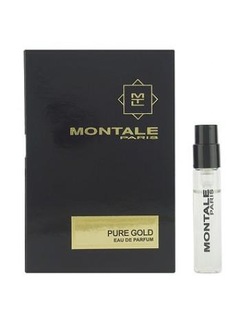 Montale Pure Gold пробник 2 мл