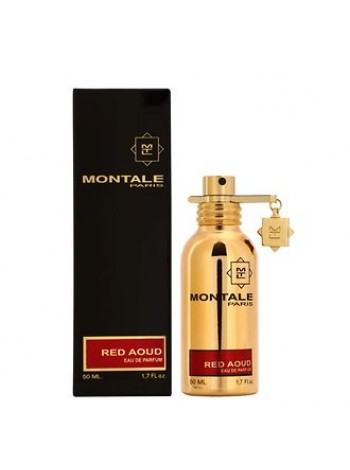 Montale Red Aoud парфюмированная вода 50 мл