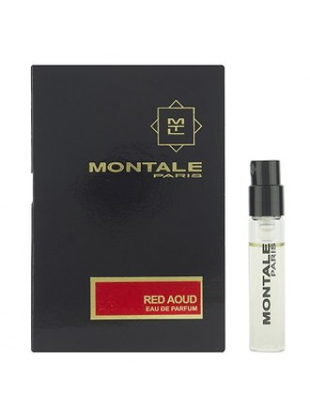 Montale Red Aoud пробник 2 мл