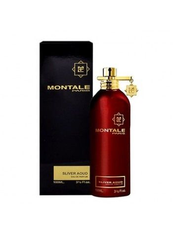 Montale Sliver Aoud парфюмированная вода 100 мл