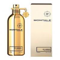 Montale So Amber парфюмированная вода 100 мл