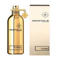 Montale So Amber парфюмированная вода 50 мл
