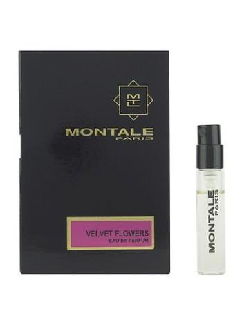 Montale Velvet Flowers пробник 2 мл