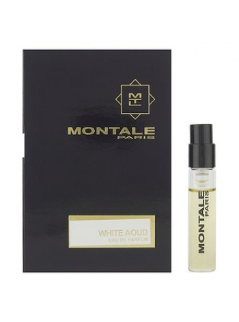 Montale White Aoud пробник 2 мл
