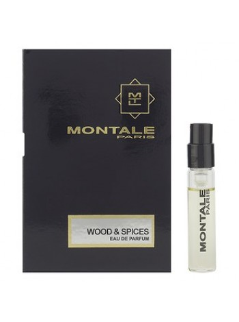 Montale Wood & Spices пробник 2 мл