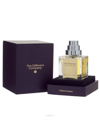 The Different Company Collection Excessive Oud Shamash парфюмированная вода (старый дизайн) 50 мл