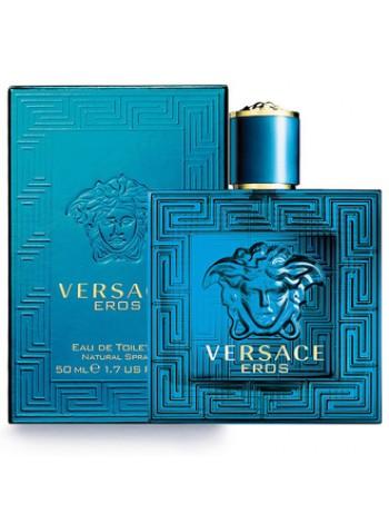 Versace Eros туалетная вода 50 мл
