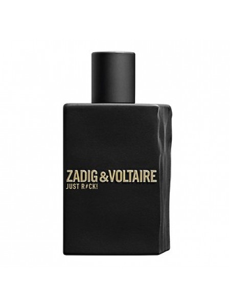 Zadig & Voltaire Just Rock! for Him туалетная вода 50 мл