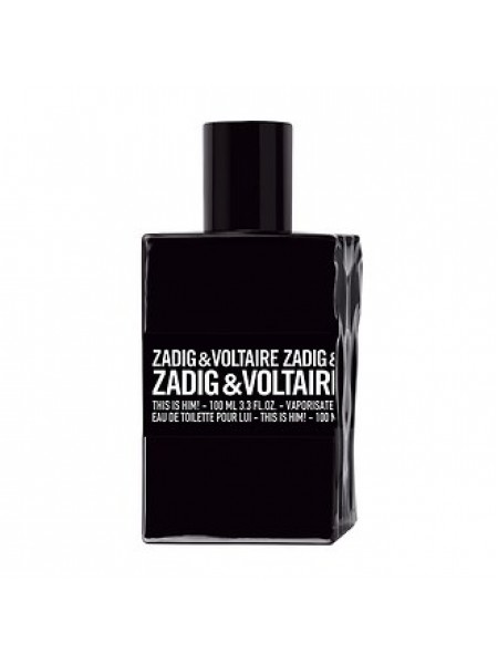 Zadig & Voltaire This is Him тестер (туалетная вода) 100 мл