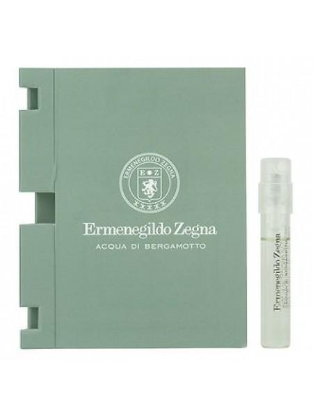 Zegna Acqua di Bergamotto пробник 1.5 мл