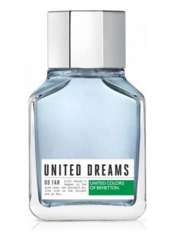 Benetton United Dreams Go Far тестер (туалетная вода) 100 мл
