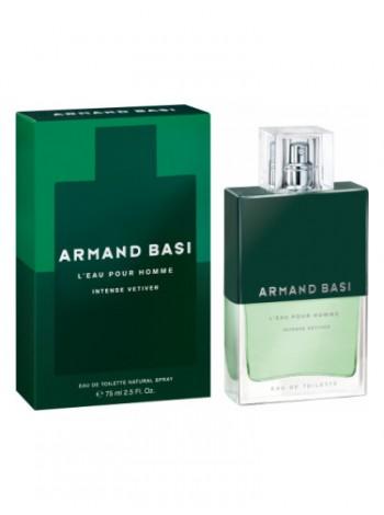 Armand Basi L'Eau Pour Homme Intense Vetiver туалетная вода 75 мл