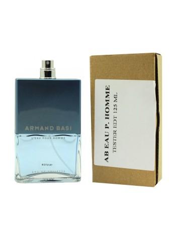 Armand Basi L'Eau Pour Homme тестер без крышечки (туалетная вода) 125 мл