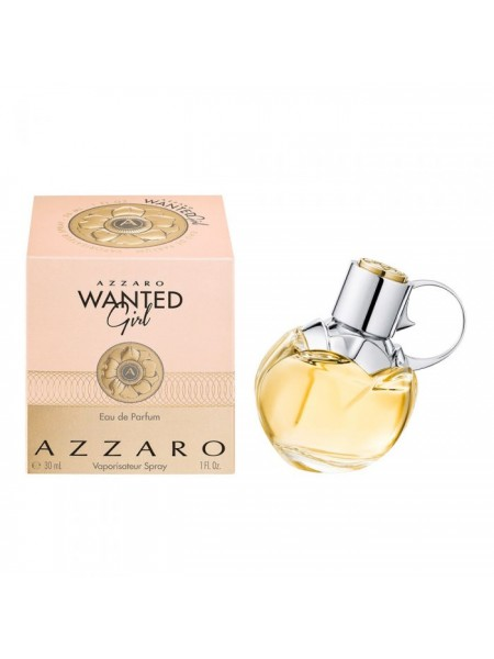 Azzaro Wanted Girl парфюмированная вода 30 мл