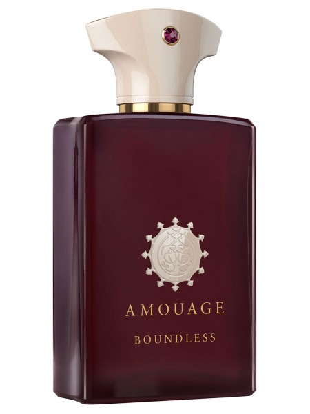 Amouage Boundless Pour Homme тестер (парфюмированная вода) 100 мл