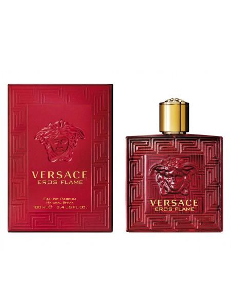 Versace Eros Flame парфюмированная вода 100 мл