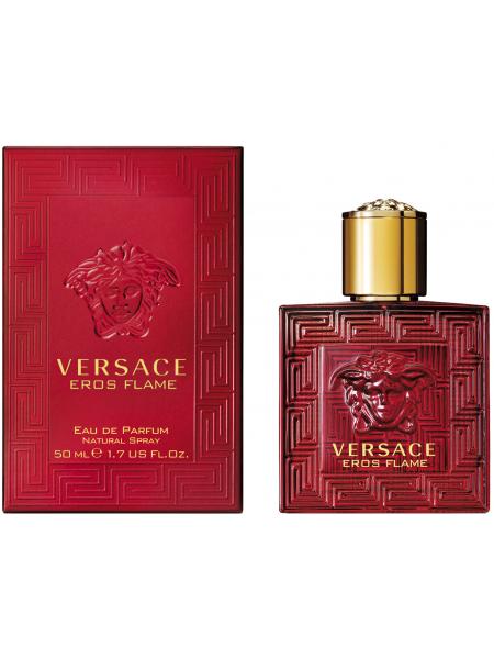 Versace Eros Flame парфюмированная вода 50 мл